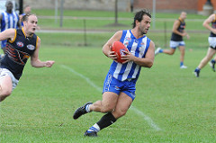 2015 Etobicoke Kangaroos AFC Men's Division 1 Best in Finals and Runner-up Best and Fairest